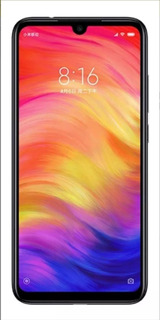 Xiaomi Note 7 128gb 4gb Ram Camara 48 Mp Ver.global + Funda