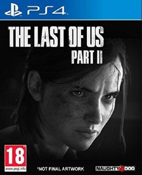 The Last Of Us Part 2 Ps4 Midia Digital Primaria