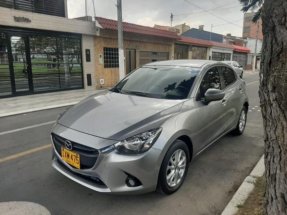 Mazda 2, Touring, Automatico, 2017.