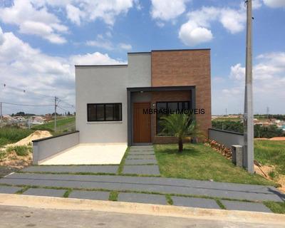 Casa Nova, Condominio Fechado, Indaiatuba-sp - Ca04450 - 3543756