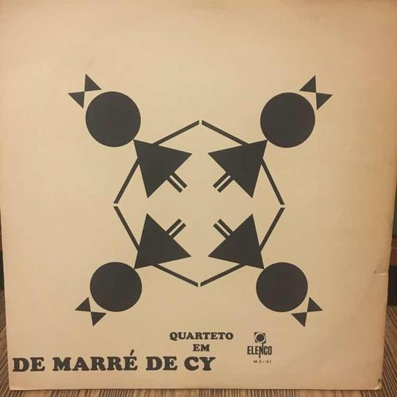 Lp Quarteto Em Cy - De Marré De Cy 1967