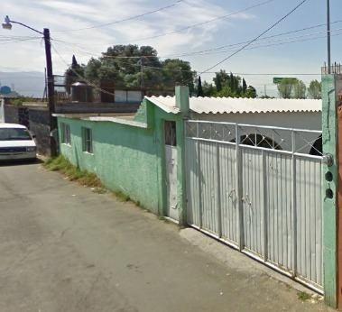 Se Vende Terreno Con Casa Para Subdividir En Chalco, Estado De México