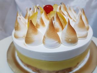 Torta Lemon Pie Cumpleaños Envios