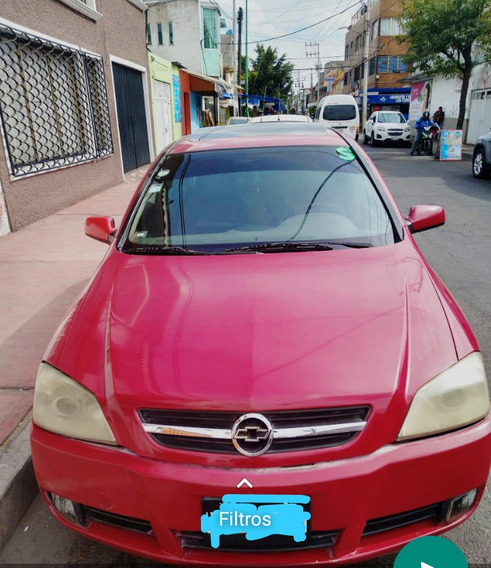 Chevrolet Astra 2.4 4p Elegance F Mt 2004