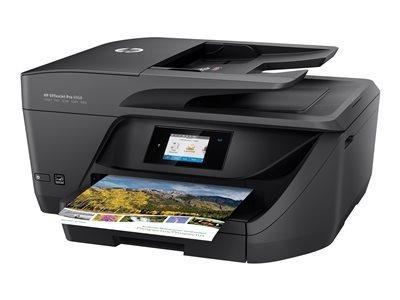 26693 Impressora Hp Officejet Pro 6968 Multifuncional Color