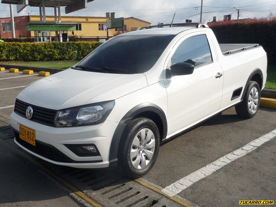 Volkswagen Saveiro 1.6 Mt Aa