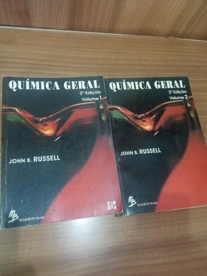 Química Geral Volume 1 + Volume 2 - John B. Russell