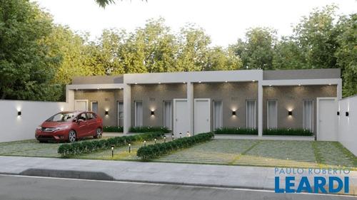 Casa Térrea - Jardim Itália - Sp - 593633
