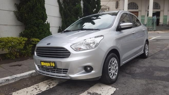 Ford Ka+ Sedan Se 1.5 16v Flex Manual Prata Completo 2018