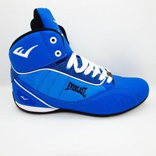Tenis Everlast Casual Box El 1503 Azul Blanco