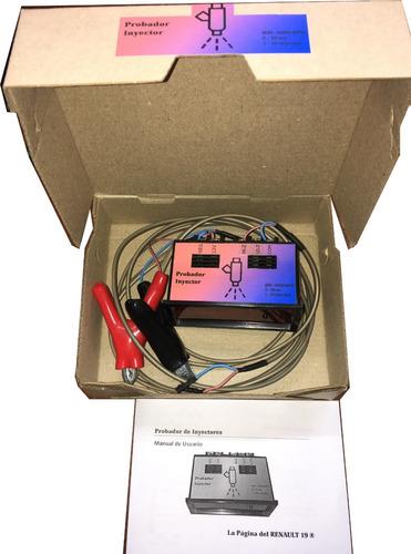 Generador De Pulsos Inyector
