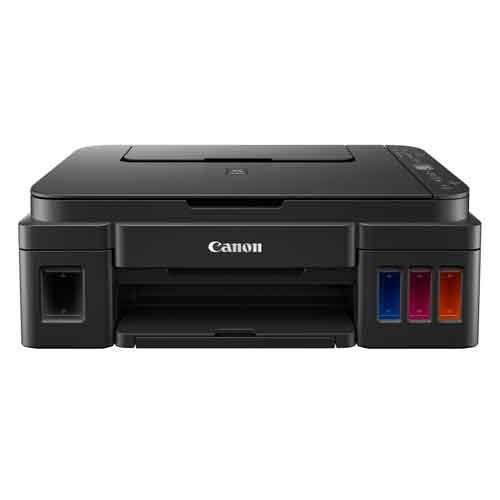 Impressora Multifuncional Canon Tanque Tinta Usb Wi-fi G3111