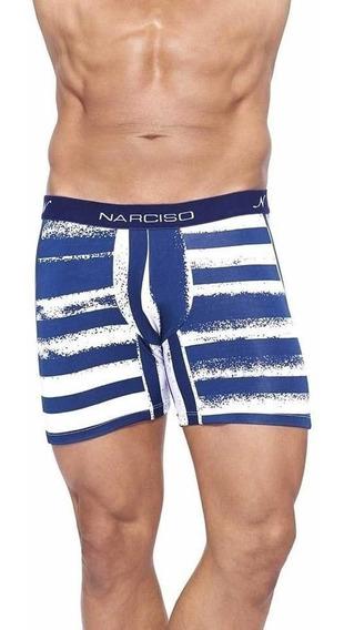 Boxer Narciso Lazzy Siglo Azul Underwear (0022)