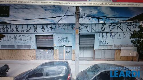 Imagem 1 de 1 de Galpão - Bom Retiro  - Sp - 494748
