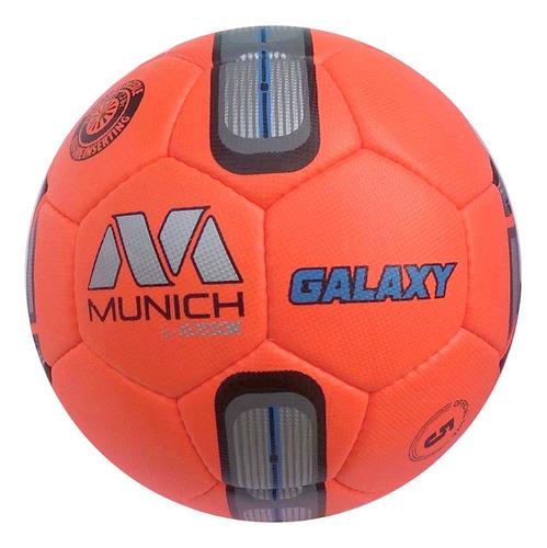 Pelota Futbol Munich Galaxy Texturada Varios Tamaños Kossok