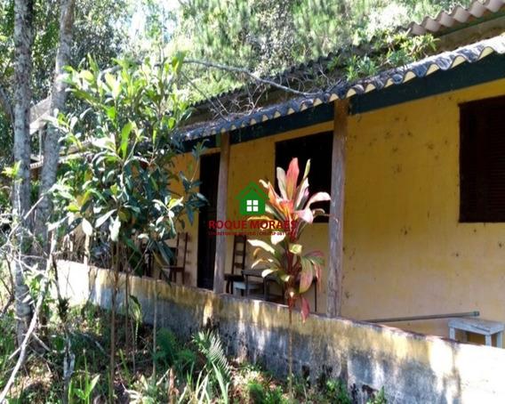 Chácara Em Juquitiba, 2 Dorm, Com Piscina, Lago. Ref:0042