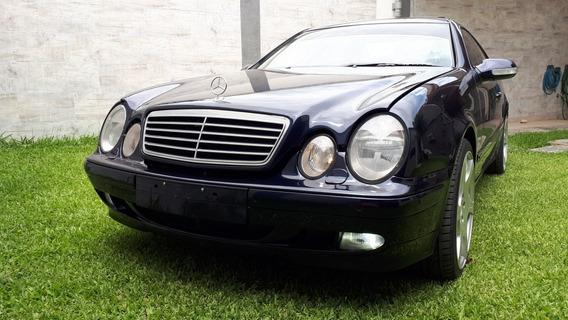 Mercedes-benz Clk 4.3 Clk430 Elegance Plus At 2000