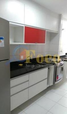 Apartamento Residencial À Venda, Condomínio Villa Itália, Itatiba/ Sp. - Ap0284