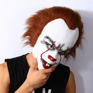 Mascara It Payaso Asesino Disfraz Halloween Pennywise