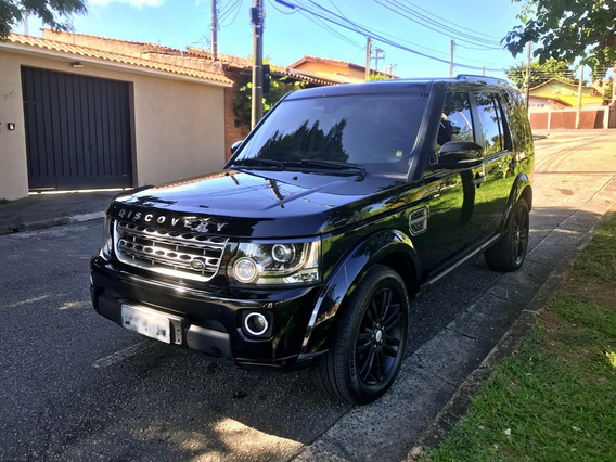 Discovery 4 Black 7 Lugares Se