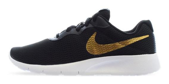 Tenis Nike Tanjun Gs - 818381027 - Negro - Joven