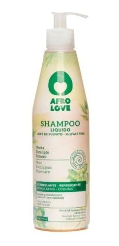 Shampoo Afro Love - 290ml - mL a $133