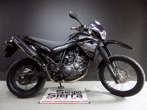 Yamaha Xt660r Negra 2016