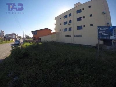 Oportunidade - Terreno Frente Mar - Centro Navegantes - Te0045