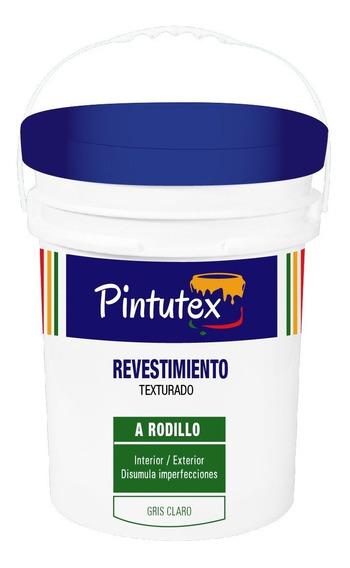 Revestimiento T/ Revear Texturado Plástico Color Rodillo 27k