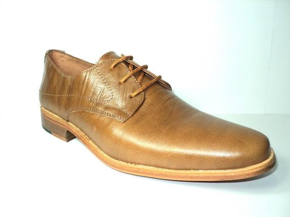 Zapatos Para Caballero Modelo De Vestir En Cuero Vacuno