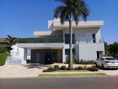 Casa Para Aluguel Em Loteamento Alphaville Campinas - Ca266089