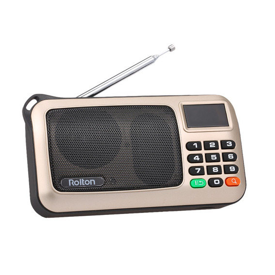 Do W405 Fm Rdio Digital Porttil Usb Com Fiorolton