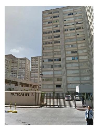 Imagen 1 de 10 de Departamento En Renta, Ubicado En Carola, Alvaro Obregon