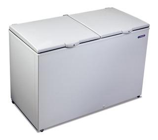 Freezer Horizontal Metalfrio 2p 419l Branco 127v Da420b2352