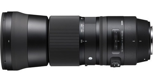 Sigma 150-600mm F/5-6.3 Dg Os Hsm P/ Canon