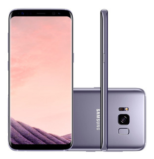 Samsung Galaxy S8 G950fd 64gb 4g 12mp Tela 5.8 | Usado