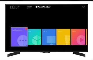 Smart Tv Nueva 32