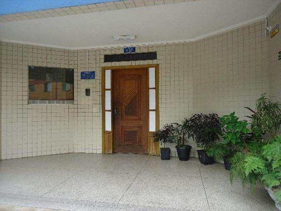 Apartamento Em Santos Bairro Morro Saboó - V10522