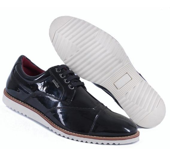 Sapato Casual Estilo Oxford Masculino Lançamento Hype