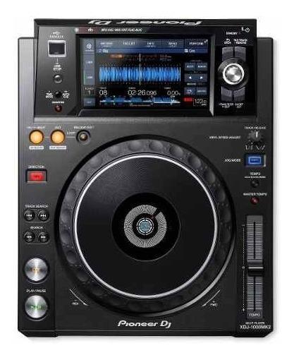 Controladora Pioneer Xdj 1000 Mk2 Com Nota E Garantia 1 Ano