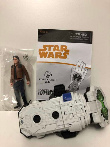 Star Wars Force Link Han Solo Star Wars Movie  Exclusiva S2