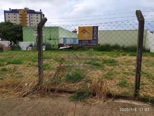 Imagem 1 de 2 de Terreno À Venda, 250 M² Por R$ 245.000,00 - Parque Residencial Casarão - Sumaré/sp - Te1009