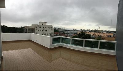 Penthouse De 3 Hab 3.5 Baño En Los Prados