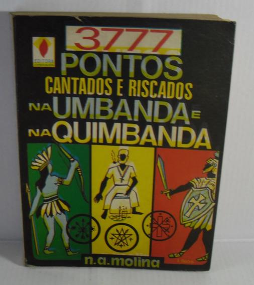 3777 Pontos Cantados Riscados Umbanda E Quimbanda Original