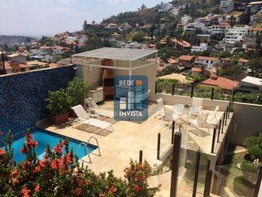 Casa Com 4 Quartos Para Comprar No Mangabeiras Em Belo Horizonte/mg - 13303