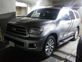 Blindada 2014 Toyota Sequoia Nivel 3 Plus Blindado