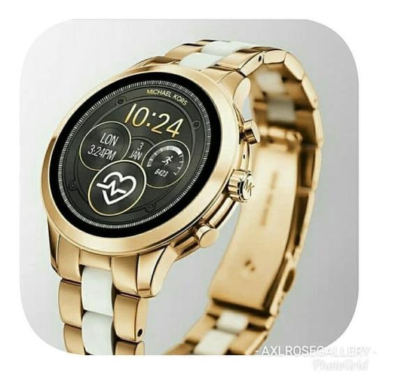Reloj Smartwatch Michael Kors Runway Modelo Mkt5057 Original