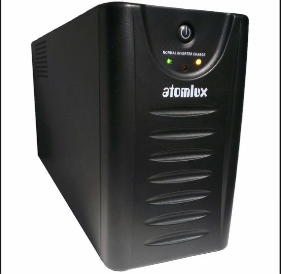 Ups+estabilizador Atomlux Va500