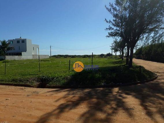 Terreno À Venda, 450 M² Por R$ 145.000,00 - Unamar (tamoios) - Cabo Frio/rj - Te0320