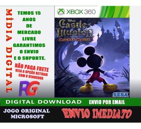Mickey Castelo Das Ilusões Midia Digital R Games